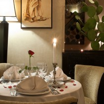 The Riad Monceau Restaurant