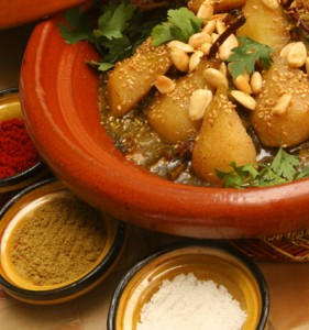 The best Moroccan recipes by Rachida Sahnoune, chef at restaurant Riad Monceau