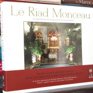 Riad Monceau's cookbook